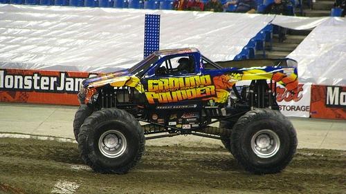 Monster Jam Toronto